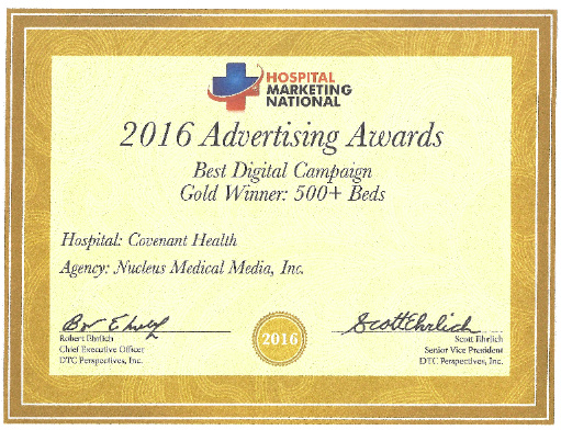 Award Winning Nucleus Clients